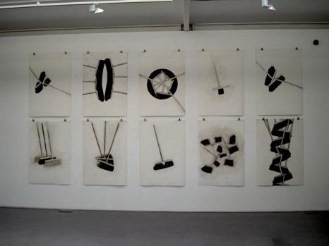 Broom Drawings 1988