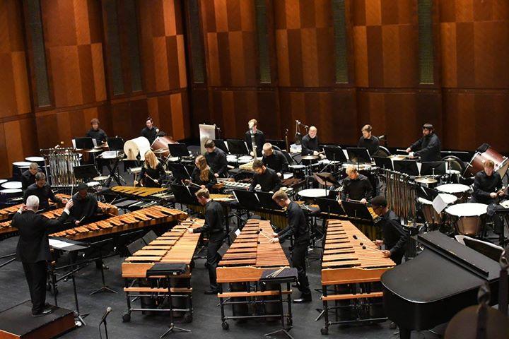 TCU Percussion Ensemble