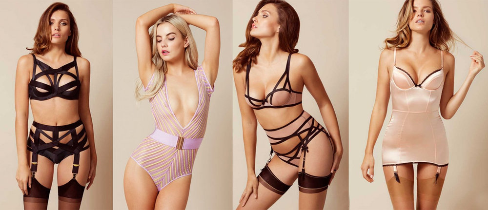 Agent Provocateur | Where to Shop for Your Boudoir Session by Virago Boudoir Photography