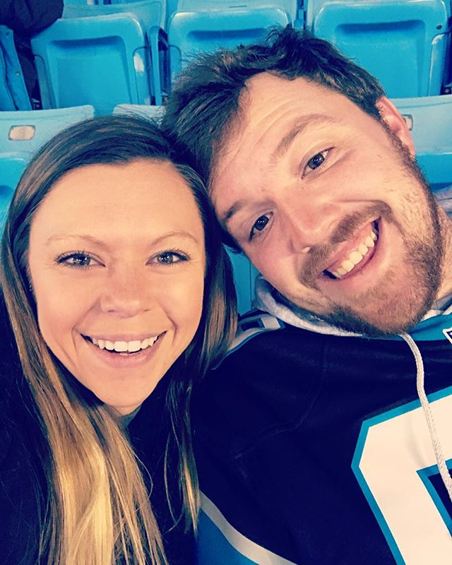 Don't let these faces fool you, the Panthers really suck ☺️☺️ #bringonthegooddraftpicks