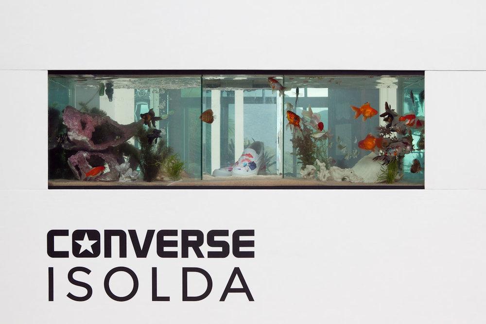Converse x Isolda