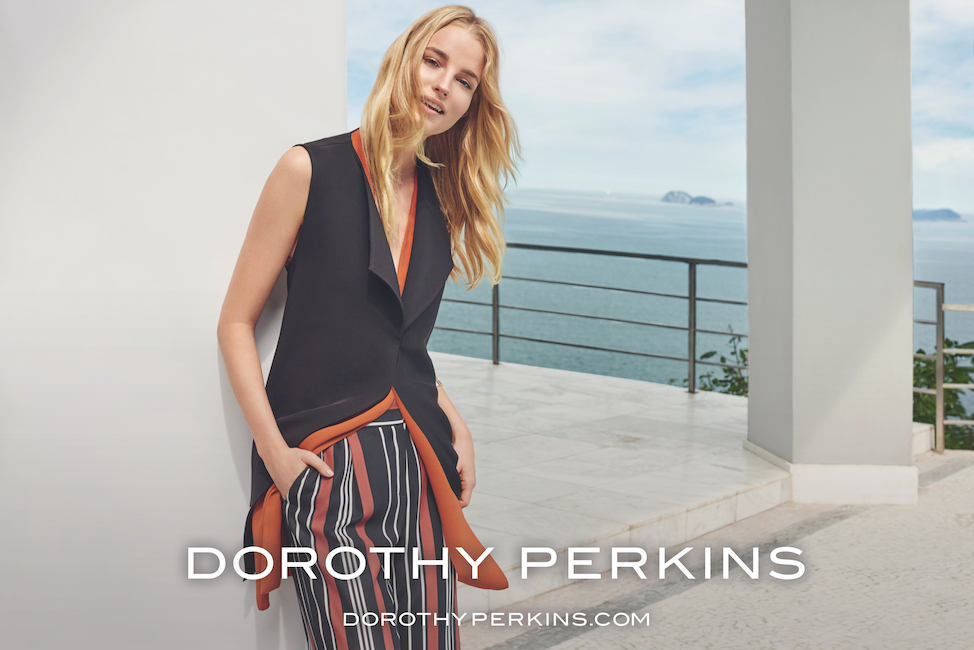 Dorothy Perkins Style Heroes Campaign