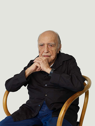 Oscar Niemeyer for El Mundo