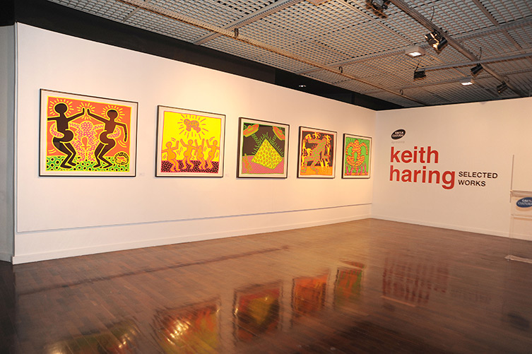 Keith Haring Selected Works (RJ)