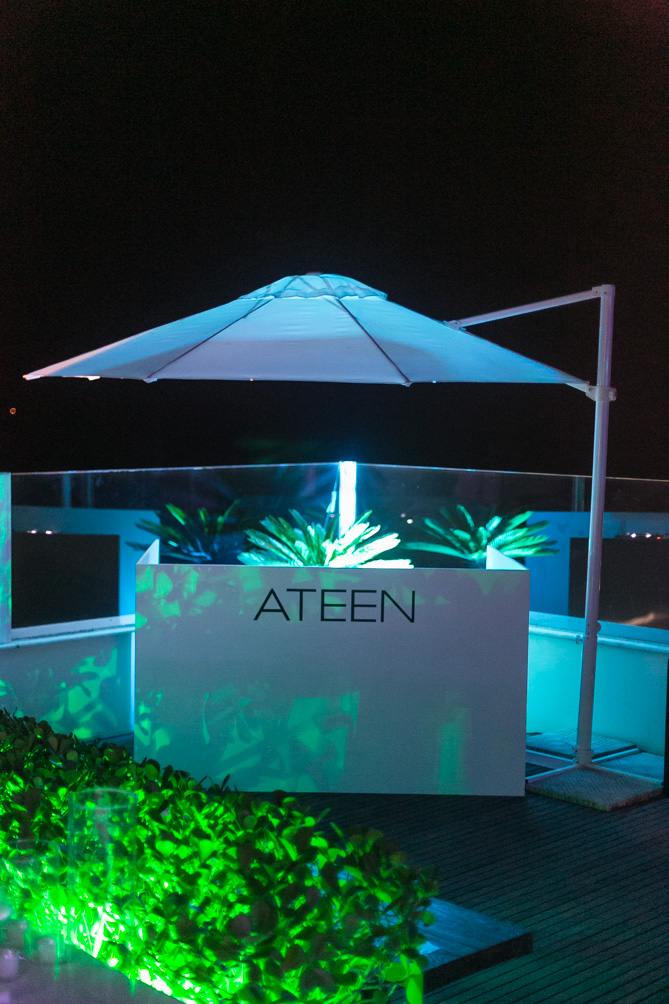 ATEEN 20th Anniversary Cocktail