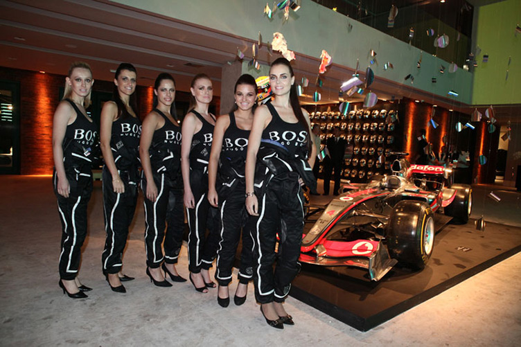 Hugo Boss McLaren F1 30 Years