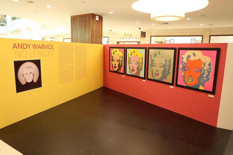 Andy Warhol: Ícones Pop