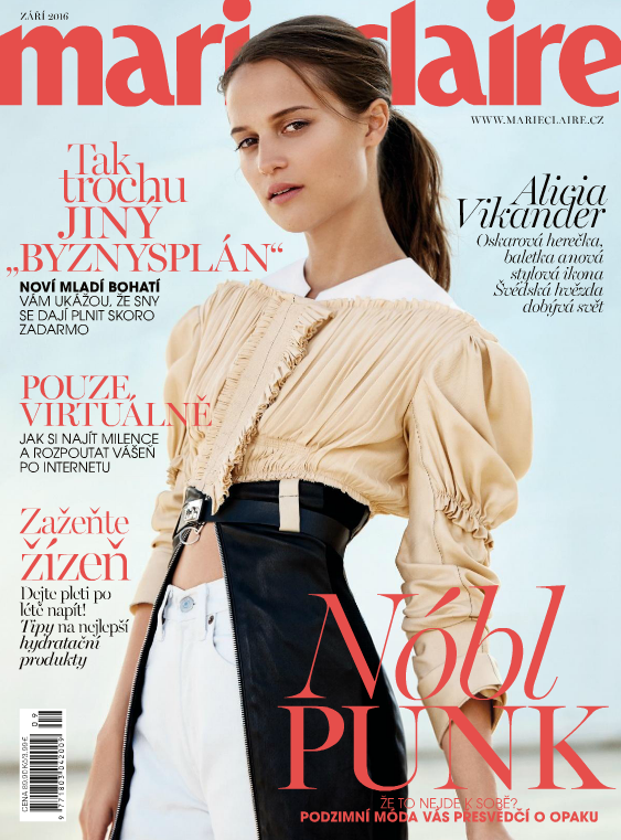 Marie Claire Czech Republic Cover September 2016.png
