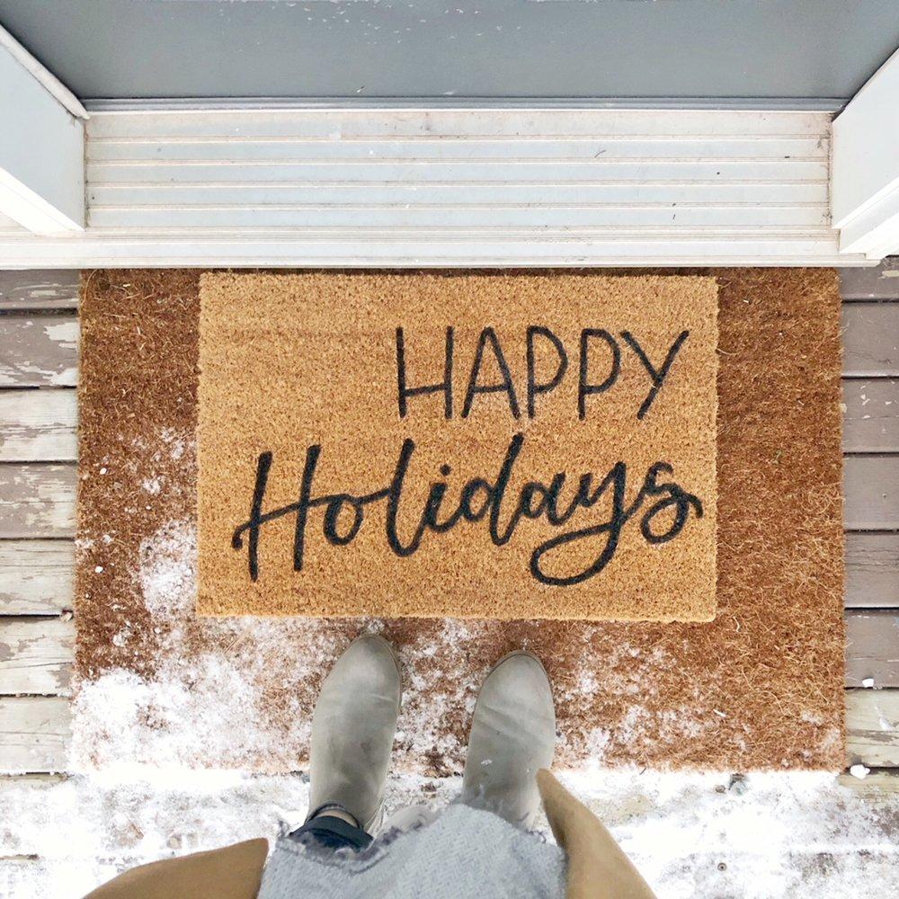 Holiday Doormat.JPG