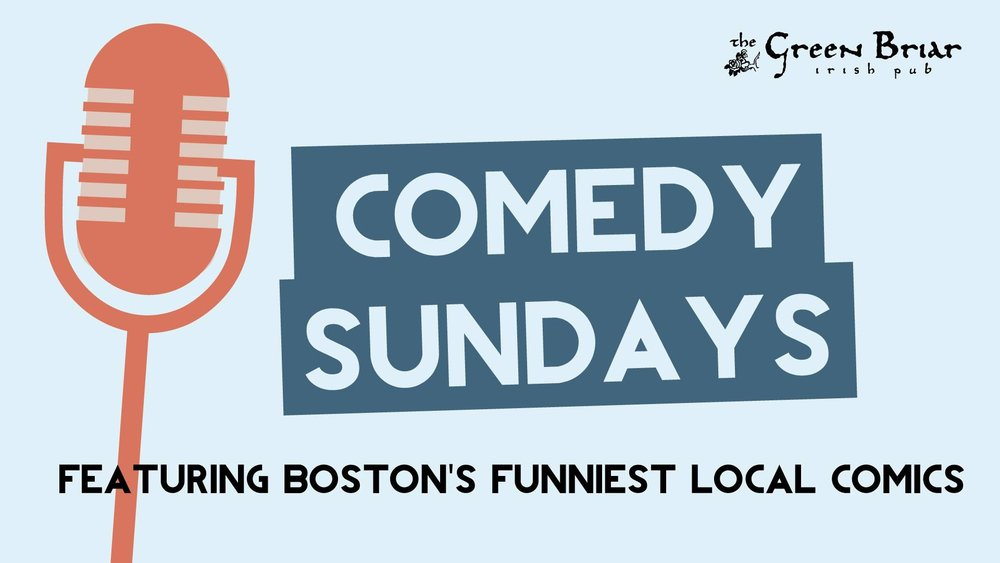 Comedy Sundays