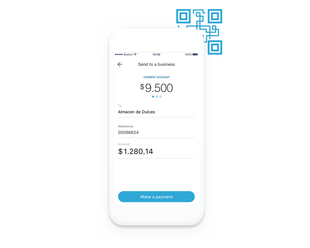 Digital payments - Real-time instant transactions between every member of the supply chainQR code, contactless payments between all devicesBulk disbursements and e-commerce payments