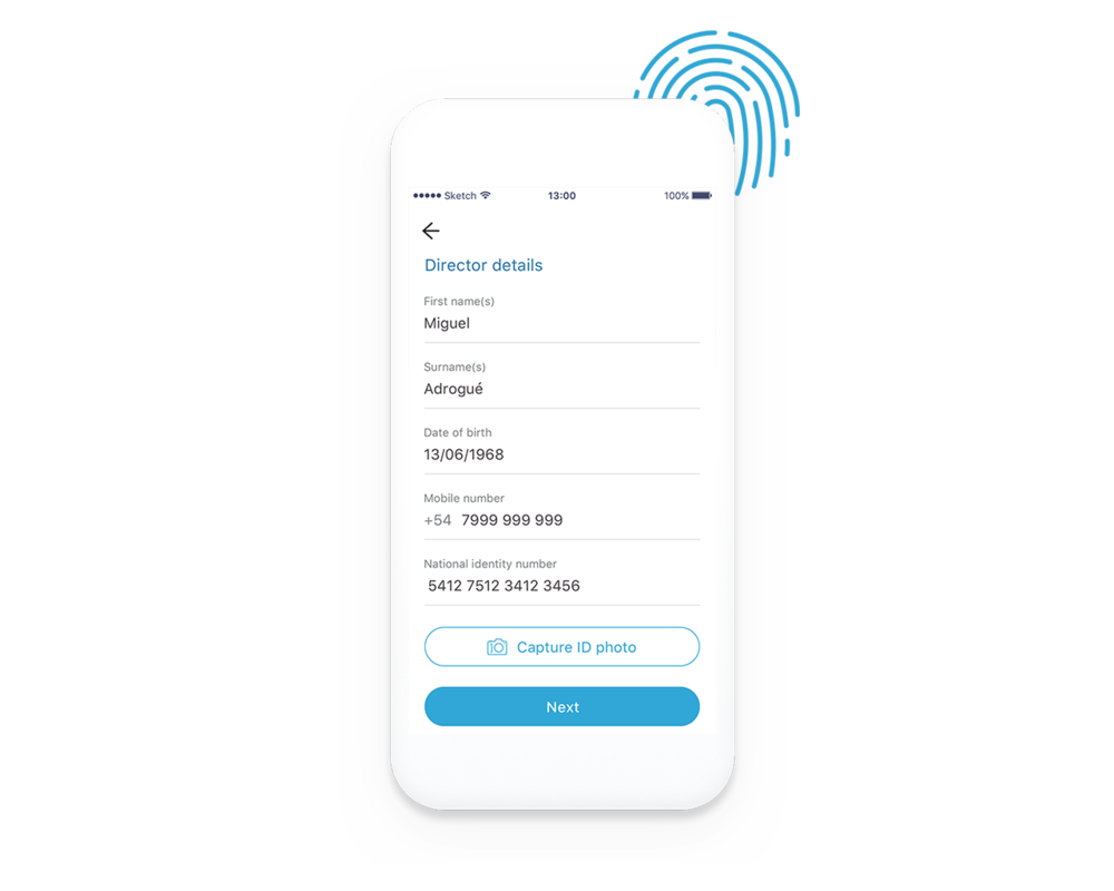 Digital on-boarding & KYC - Digital onboarding processes capture unparalleled user insightsRange of identification processes including document scanning, social media sign-ins, and fingerprint recognitionLocal KYC regulation compliancy