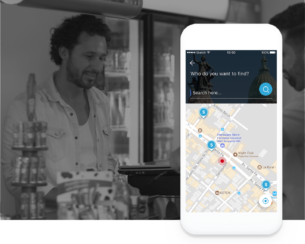 RedCloud Agents - Participants of the RedCloud marketplace take advantage of RedCloud agents to scale their physical reach, leveraging local retailers to perform various transactions on their behalf.Agents analytics are recorded on the Admin Portal for total visibility on transactions and profiles.