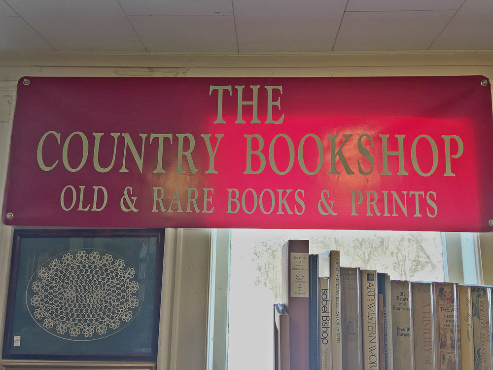 Bookshop sign inside.JPG