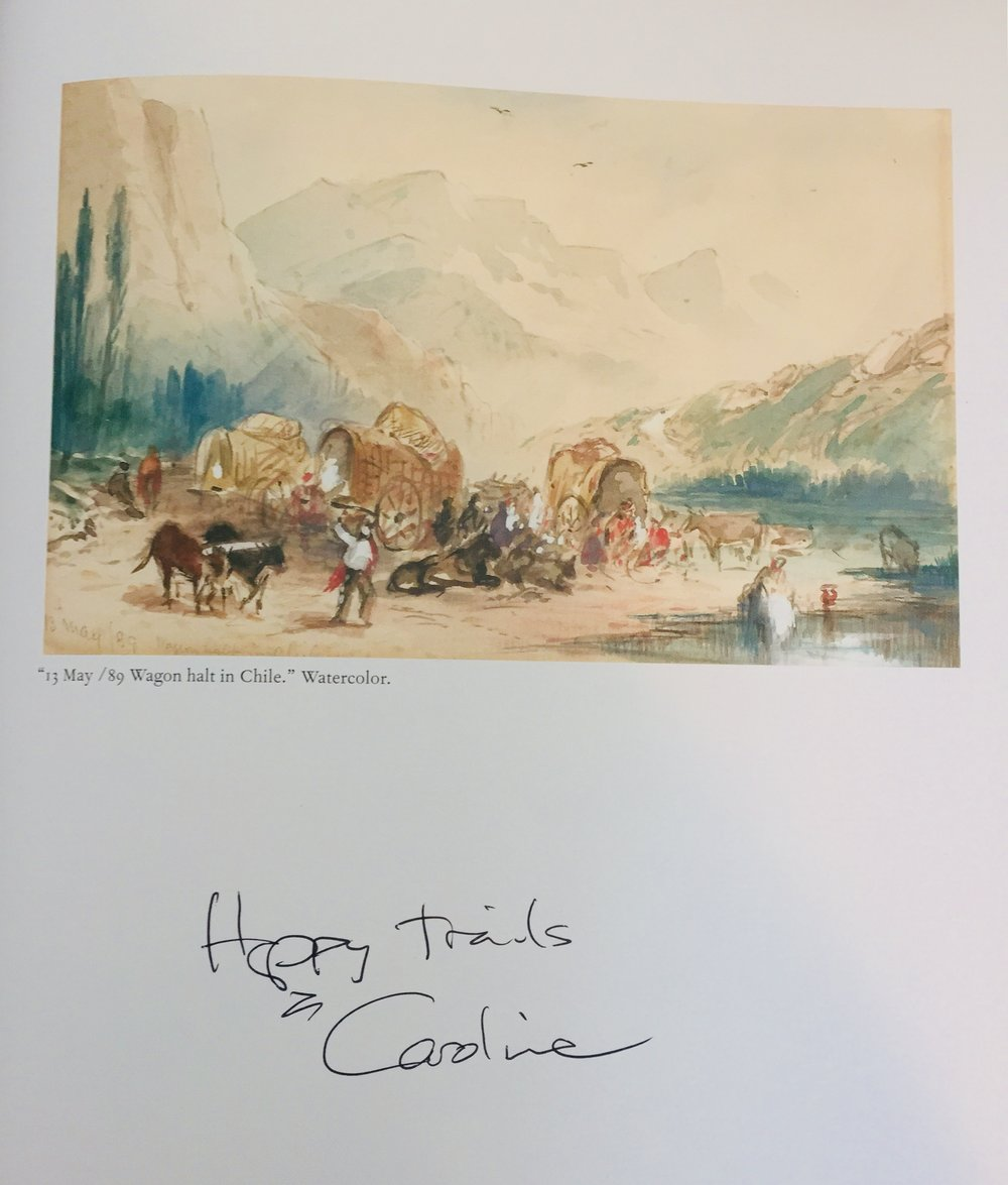 A note from Caroline to Ben | C. Schimmel  Catalog |  Published by Caroline F. Schimmel, New York, 2017