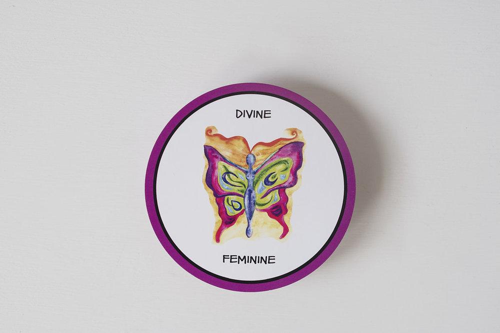 Feminine Wisdom Deck affirmation