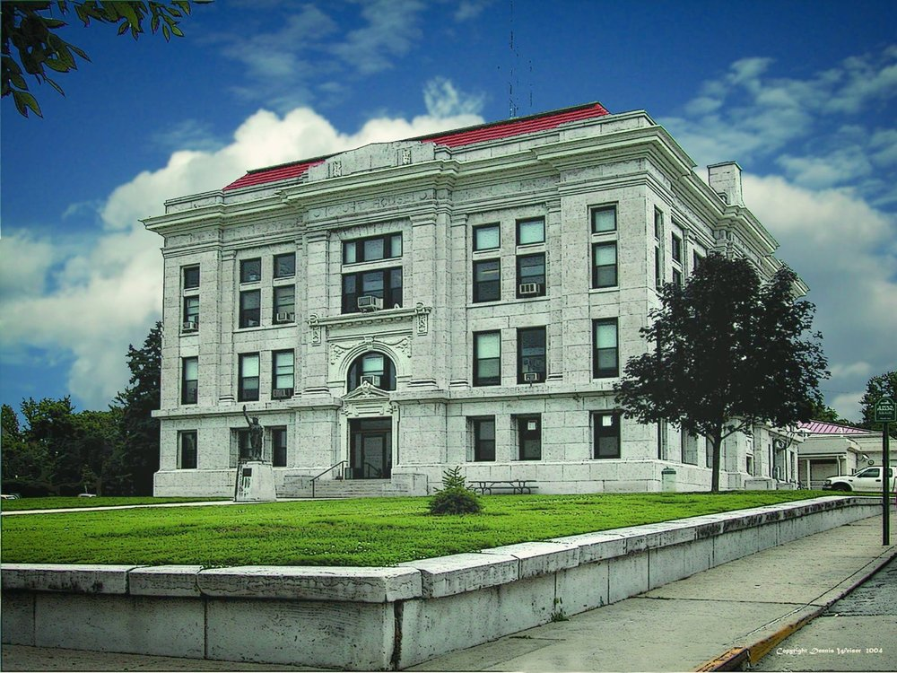 Cooper County Courthouse