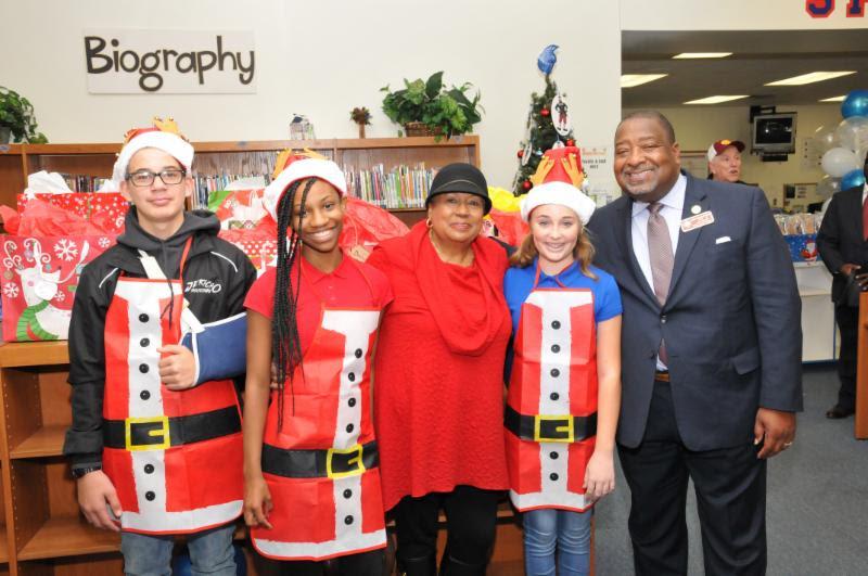 Christmas at Campbell