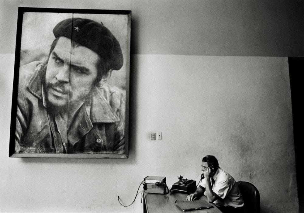 Che, Havana, Cuba 1999.