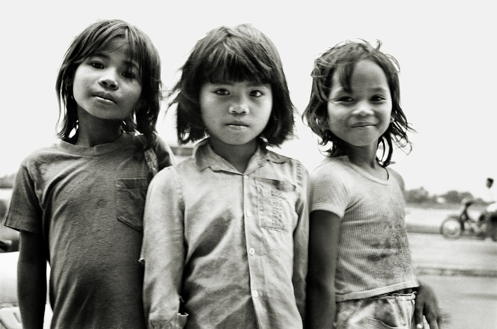 Phnom Penh, Cambodia 1997.