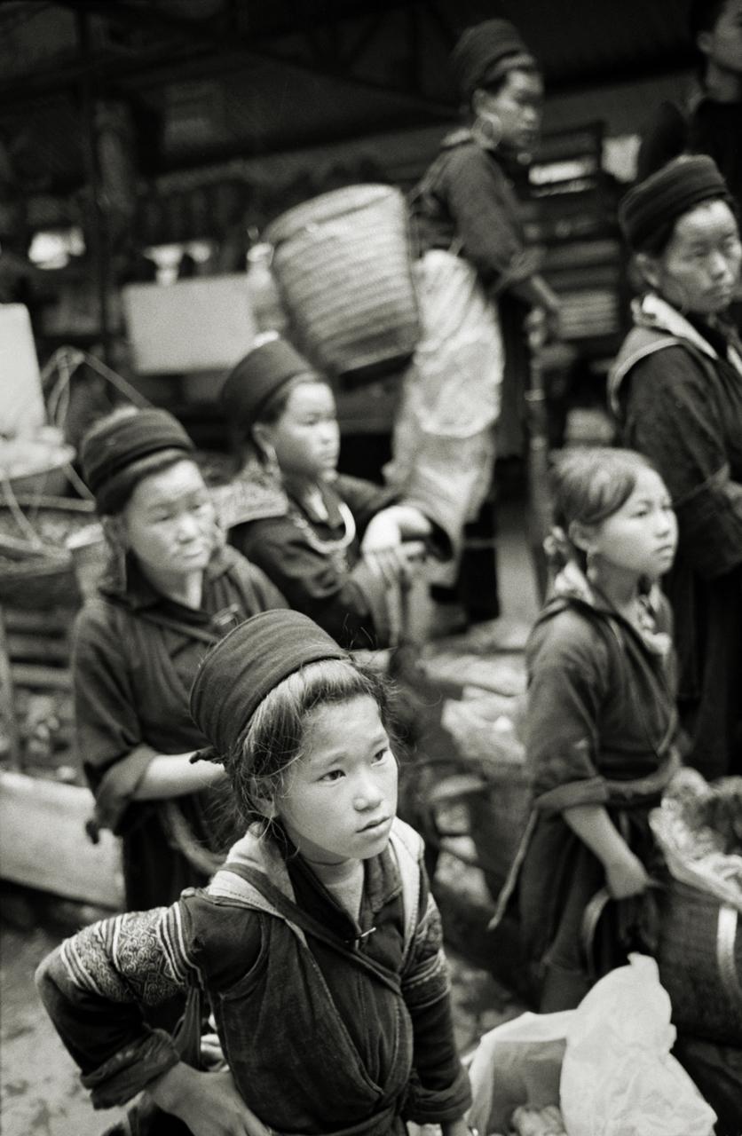 Watching the Dispute, Sapa, Vietnam 2006