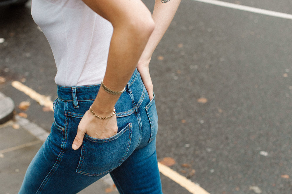 Free People denim -