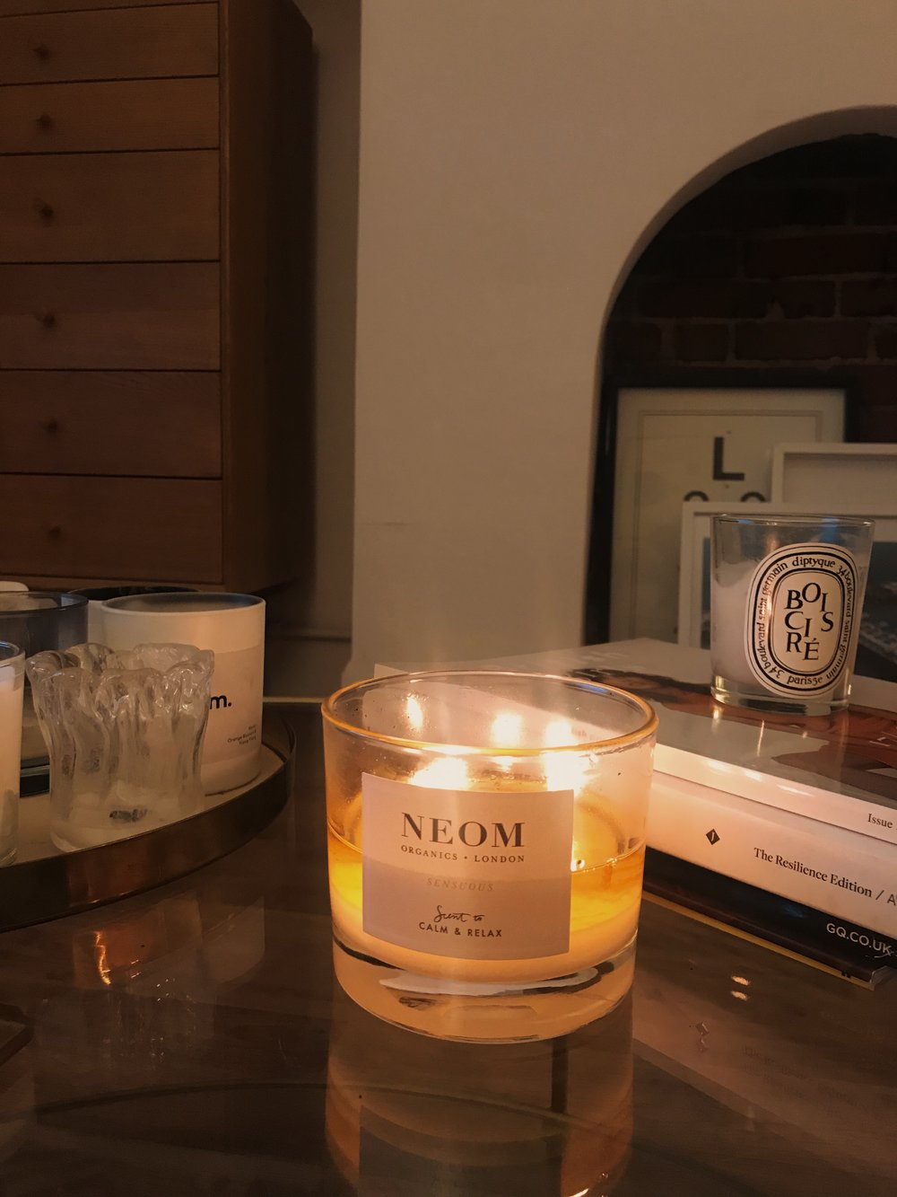Neom make the best candles -