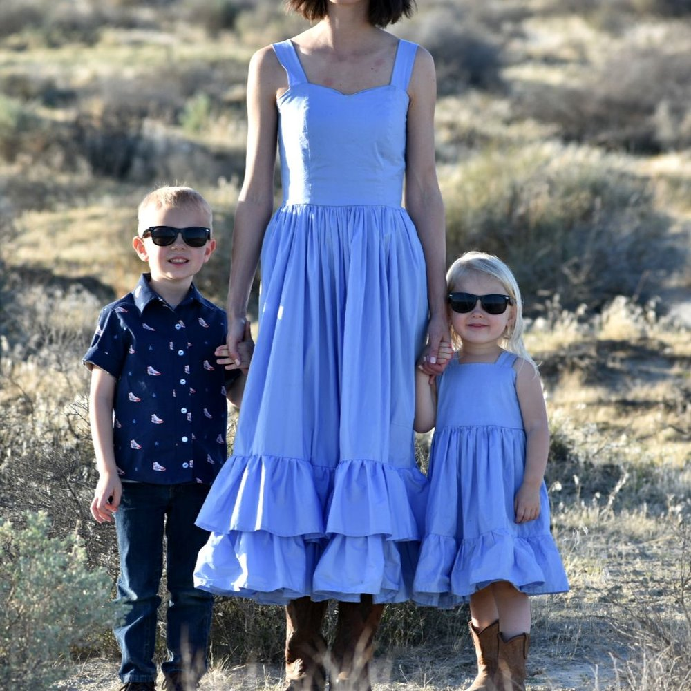 Mommy and me ruffle dress the semi-minimalist.jpg