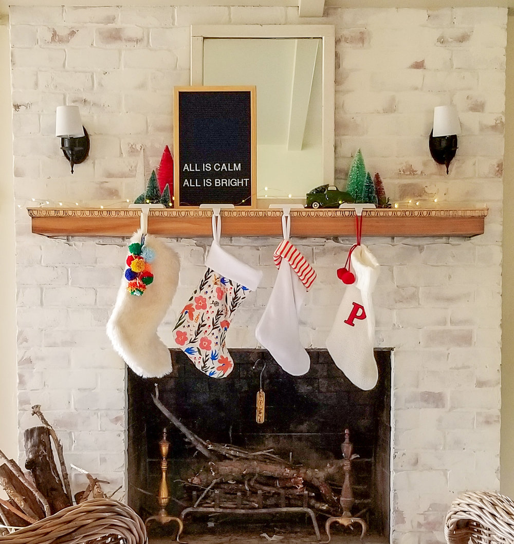 The Semi-Minimalist DIY Christmas Stockings Afer.jpg