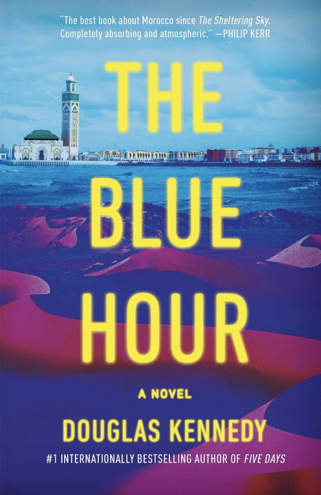 THE BLUE HOUR - Robin knew Paul wasn't perfect. But he said they were so lucky to have found each other, and she believed it was true. When he suggests a month in Morocco—where he once lived and worked, a place where the modern meets the medieval—Robin reluctantly agrees.Once immersed into the swirling, white-hot exotica of a walled city on the North African Atlantic coast, Robin finds herself acclimatizing to its wonderful strangeness. Paul is everything she wants him to be—passionate, talented, knowledgeable. She is convinced that it is here that she will finally become pregnant.But then Paul suddenly disappears, and Robin finds herself the prime suspect in the police inquiry. As her understanding of the truth starts to unravel, Robin lurches from the crumbling art deco of Casablanca to the daunting Sahara, caught in an increasingly terrifying spiral from which there is no easy escape.
