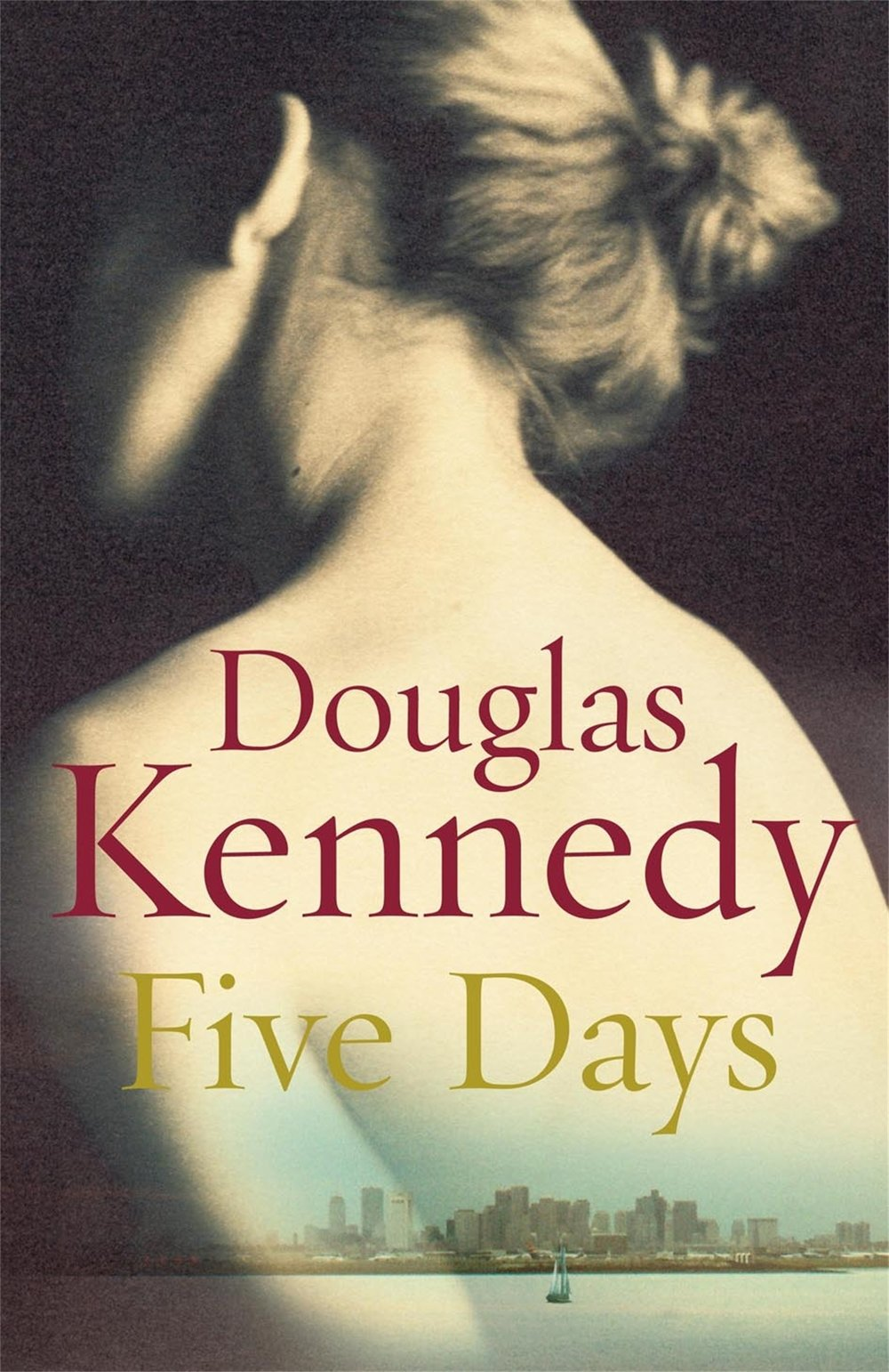 FIVE DAYS - When an opportunity arises to attend a weekend medical conference in Boston, Laura jumps at this respite from home. While checking in, she meets a man as gray and uninspired as her drab hotel room. Richard is an outwardly dull, fifty something insurance salesman. But during a chance second encounter, Laura discovers him to be surprisingly complex and thoughtful, someone who, like herself, is grappling with the same big questions about decisions made and the human capacity for self-entrapment.