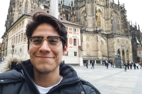 Julian Vargas-Cabrera on how    travel overcomes anger    Listen