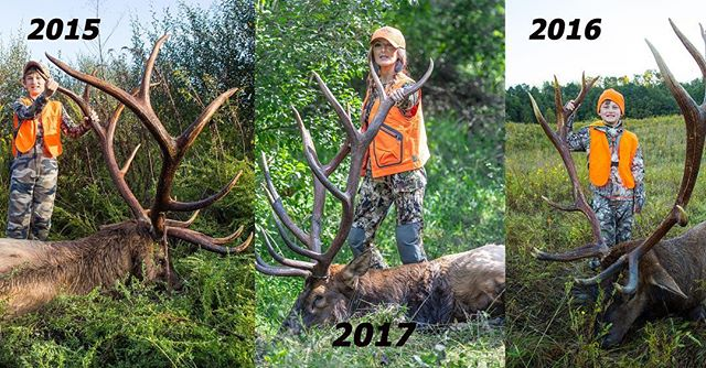This week on the #InspiredWild podcast we dive into the 3 year adventure with the Tackett family hunting elk in Kentucky. This is definitely a family affair and one we are excited and humbled to have been a part of... From Landon's great adventure in 2015, to Ashton's incredible journey of 2016,  and then Kelley's amazing first hunt of 2017... this series of podcasts which will go live this next week, is worth the wait! #inspiredwild #jointheadventure #sickforit #builtforthewild #conquermore @sitkagear @yeti @mtnops @fitmom2boyz @ctoddtackett