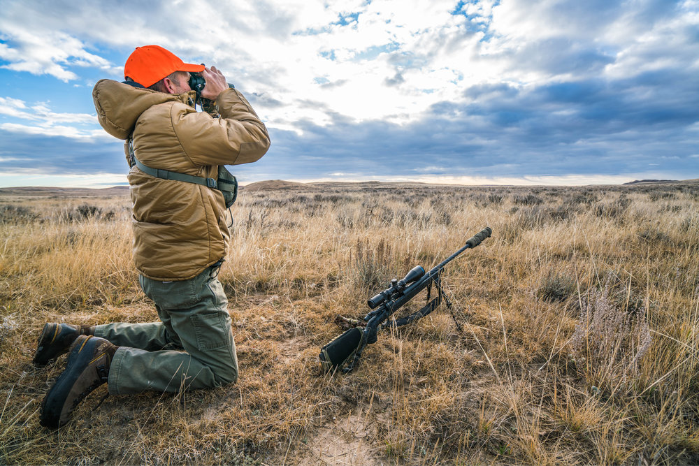 Outback Outdoors - Wy Rifle Antelope - 2018