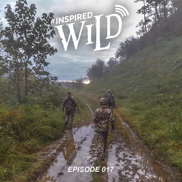 Part 2 of our #INSPIREDWILD 2018 Kentucky Elk hunt is Live on @itunes @podbean and @stitcherpodcasts  It's been raining almost non-stop for several days.  @Trevon stoltzfus @tannervernon  and @garrett_drach discuss the few encounters they have had with elk, but they are getting a little frustrated and anxious to be honest, and you can tell that in this podcast.  They also discuss the difficulties with filming in wet environments, and how that has affected the hunt thus far.  #jointheadventure  @hoytbowhunting @montanadecoy  @kifaru_intl