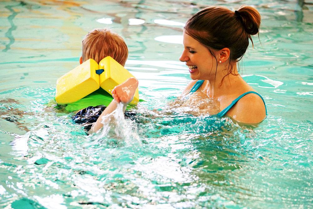 Special Needs Swim Lessons
