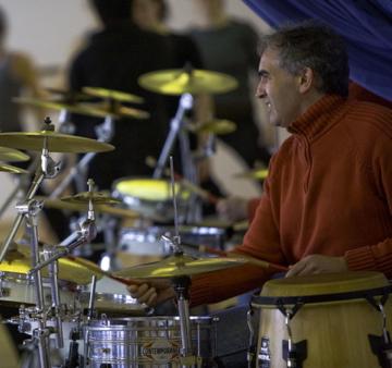 Jean-Luc Pacaud - Graham _ Jazz musician .jpg