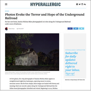 HYPERALLERGIC   by Claire Voon April 28, 2017