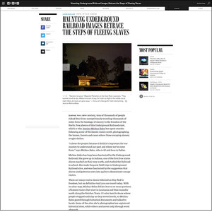 WIRED RAW FILE | THROUGH DARKNESS   by Jakob Schiller July 10, 2014