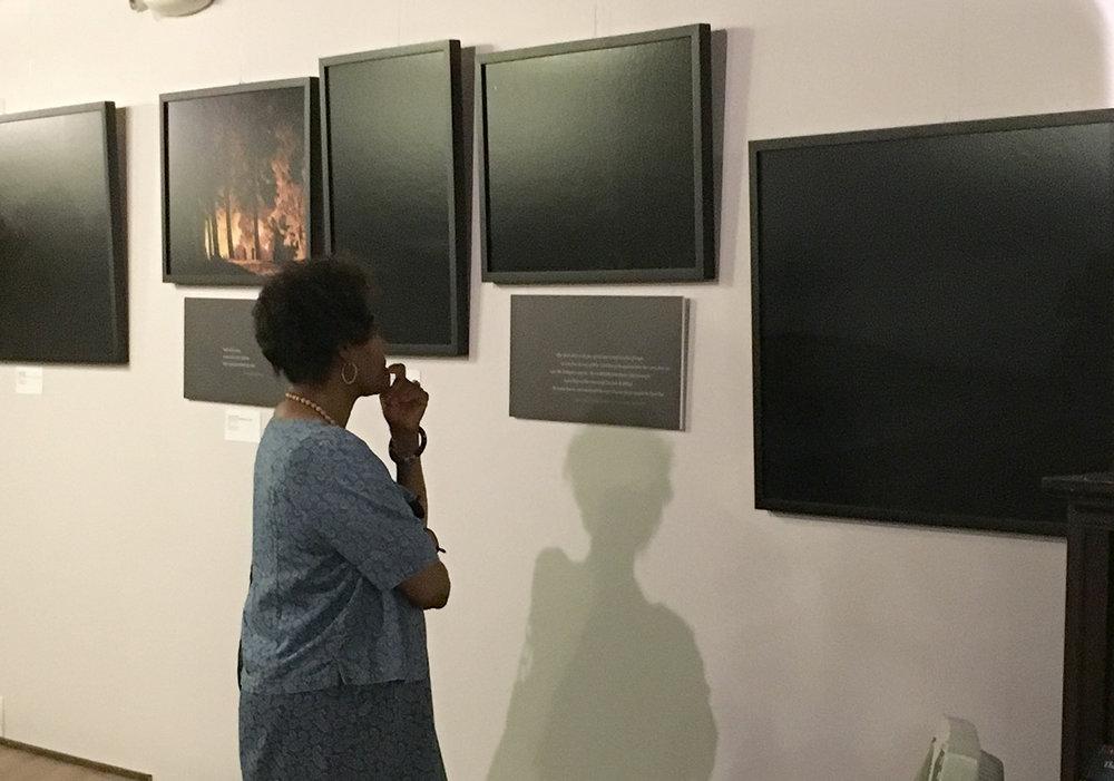 Artist Talk and Opening Night
