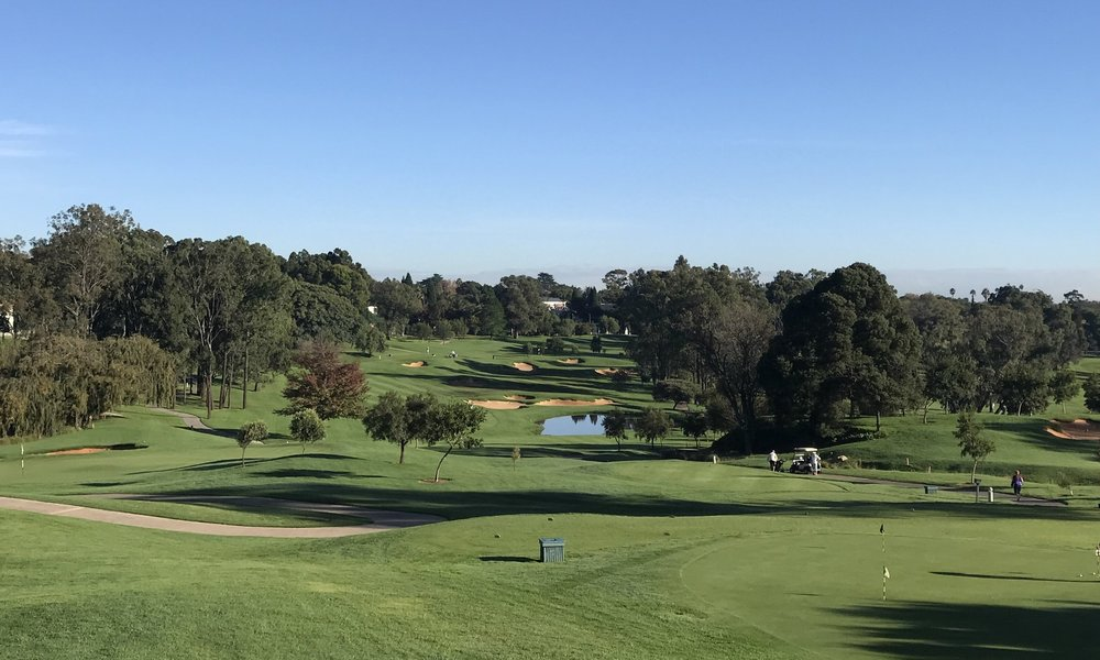 Houghton Golf Club Johannesburg (Gauteng)
