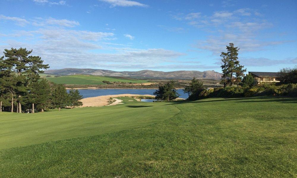 Arabella Golf Course Hermanus (Western Cape)