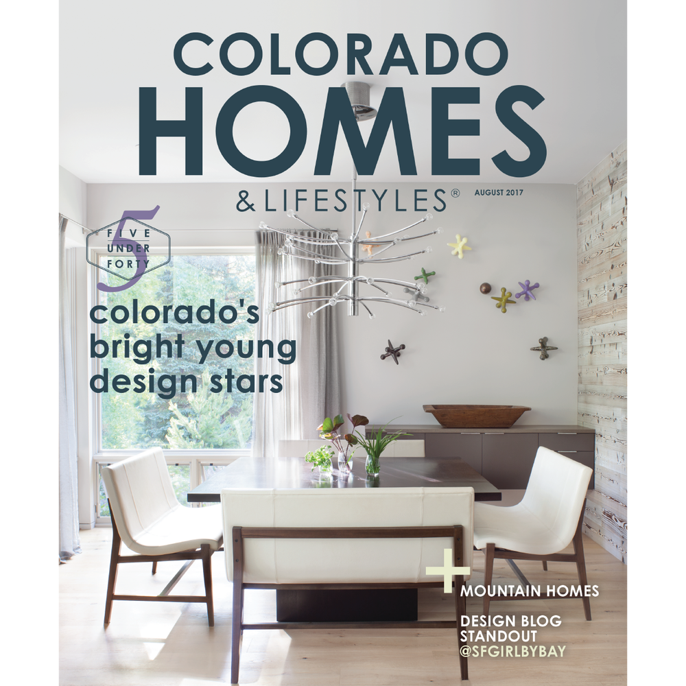 Colorado Homes & Lifestyles August 2017