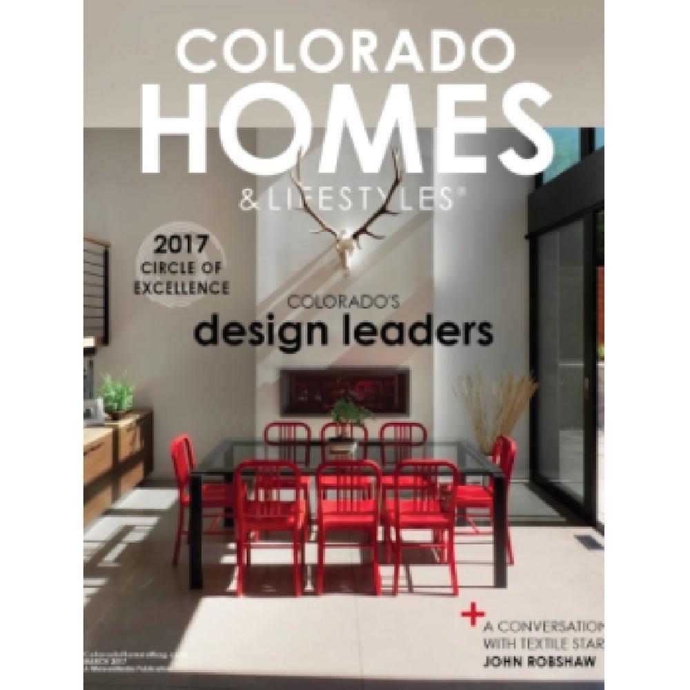Colorado Homes & Lifestyles March 2017