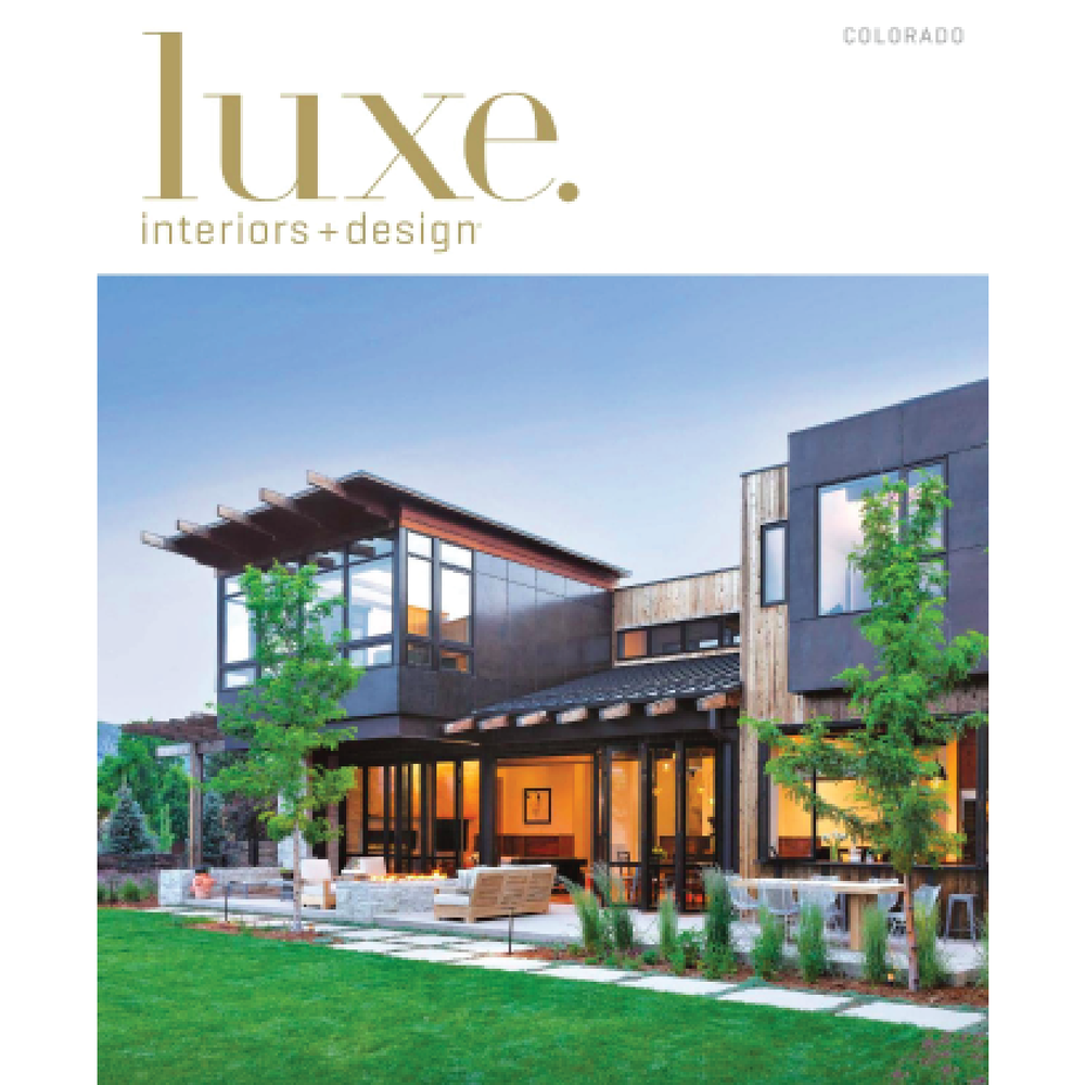 Luxe Interiors + Design September/October 2015