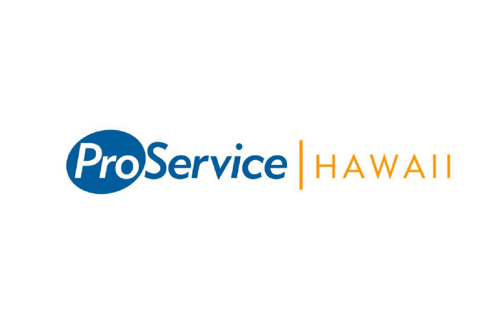 Ben Godsey - President and CEOProService Hawaii
