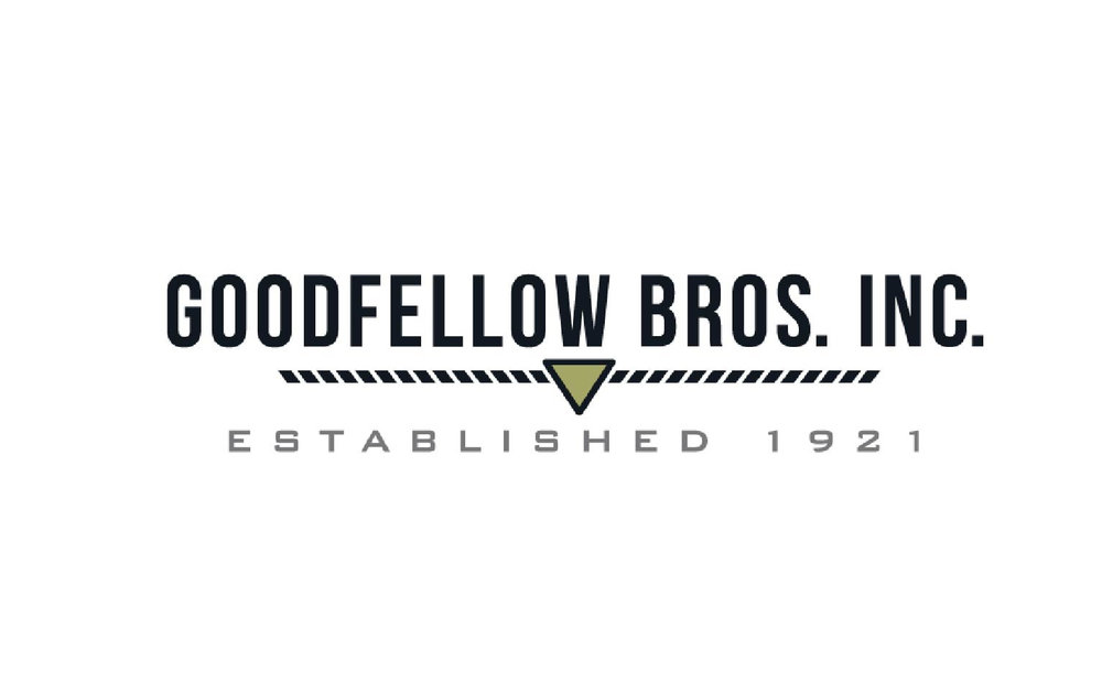 Chad Goodfellow - PresidentGoodfellow Bros. LLC
