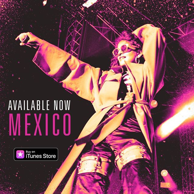 🚨🚨🚨 Now on iTunes in Mexico and many more countries! Check out a full list and order your copy today! 🔗 in bio 🔗