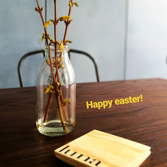 Happy easter! Today we are open until 4 pm. Enjoy some coffee with us! #easter #coffee #vienna