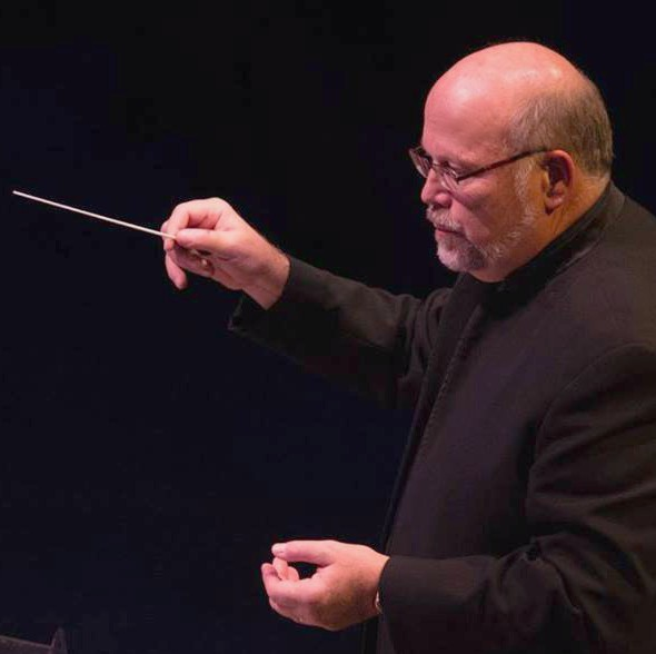 Steven Thompson - Baton craftsman, conductor and professor of instrumental conducting at Bethel University, trumpeter, clinician and adjudicator for contest events.